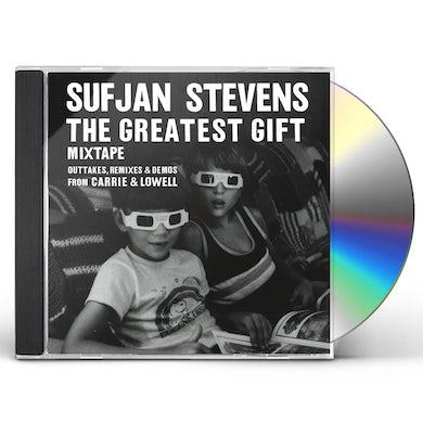 Sufjan Stevens GREATEST GIFT CD