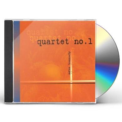 Mike Kennedy QT 1 CD