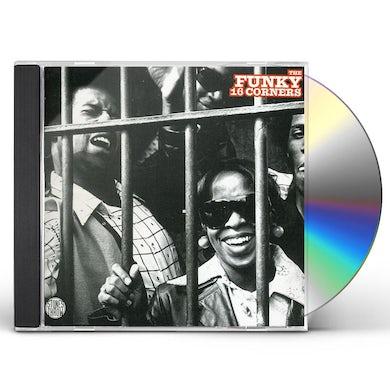 FUNKY 16 CORNERS / VARIOUS CD