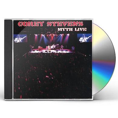 Corey Stevens MYTH LIVE CD