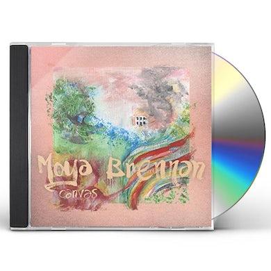 Moya Brennan CANVAS CD