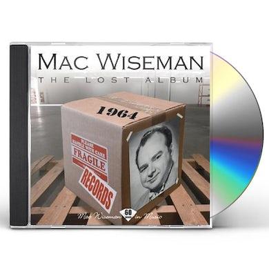Mac Wiseman LOST ALBUM CD