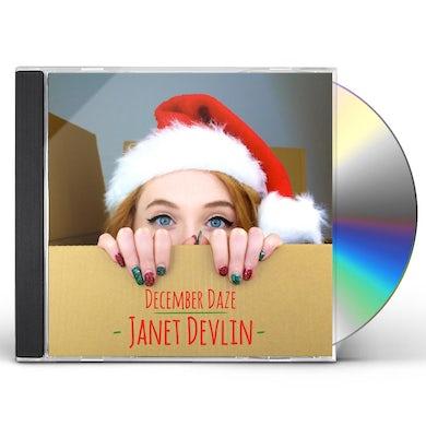 Janet Devlin DECEMBER DAZE CD