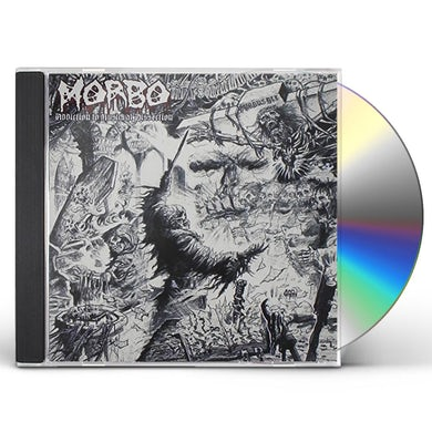 Morbo ADDICTION TO MUSICKAL DISSECTION CD
