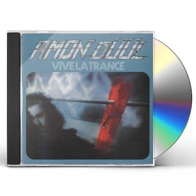 Amon Duul Ii VIVE LA TRANCE CD