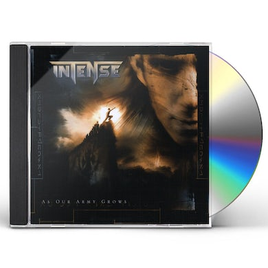 Intense AS OUR ARMY GROWS CD