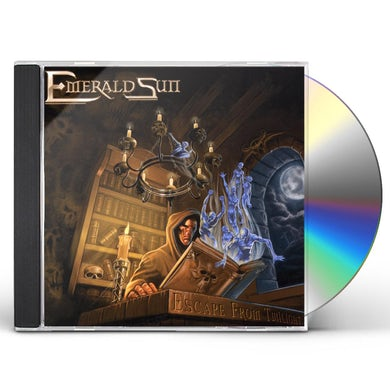 ESCAPE FROM TWILIGHT CD