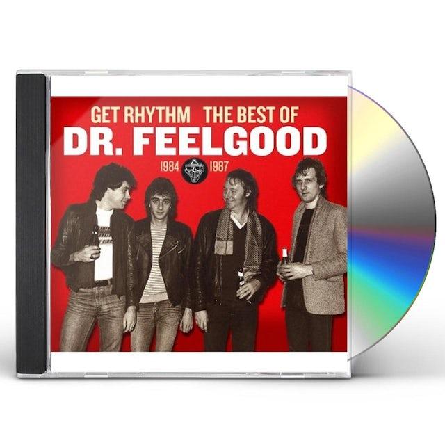 Dr Feelgood GET RHYTHM: BEST OF 1984 - 1987 CD