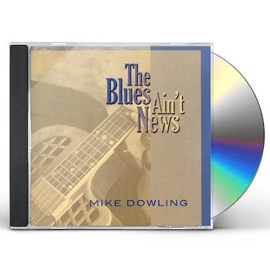 BLUES AIN'T NEWS CD