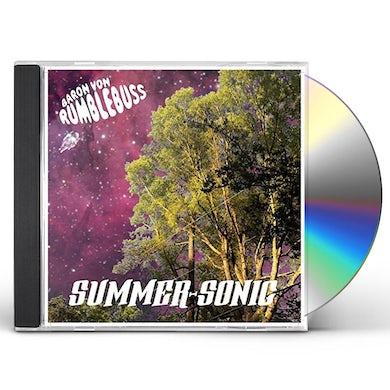 Baron Von Rumblebuss SUMMER-SONIC CD