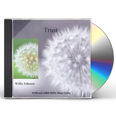 Willie Johnson TRUST CD