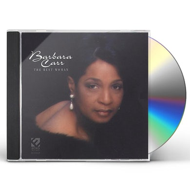 Barbara Carr BEST WOMAN CD
