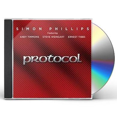 Simon Phillips PROTOCOL III CD