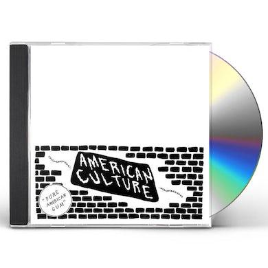AMERICAN CULTURE PURE AMERICAN GUM CD