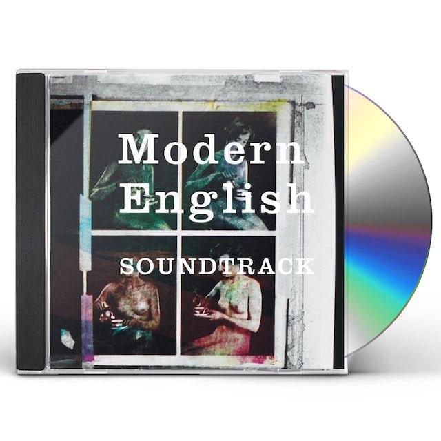 Modern English SOUNDTRACK CD