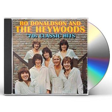 Bo Donaldson & The Heywoods 70S CLASSIC HITS CD