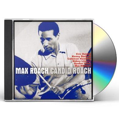 Max Roach CANDID ROACH CD