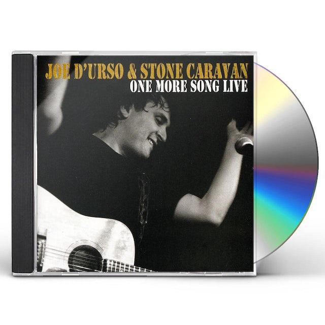 Joe D'Urso & Stone Caravan ONE MORE SONG LIVE CD