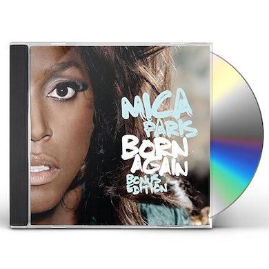 Mica Paris BORN AGAIN CD