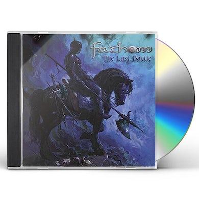 Fathom LAST BATTLE CD