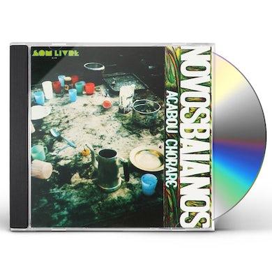 Novos Baianos ACABOU CHORARE CD