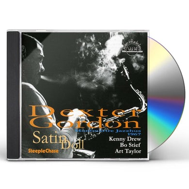 Dexter Gordan SATIN DOLL CD