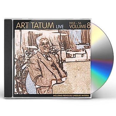 Art Tatum LIVE 1955-56 8 CD