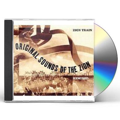 Zion Train ORIGINAL SOUNDS OF THE ZION CD