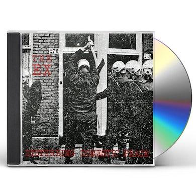 Ex DISTURBING DOMESTIC PEACE CD