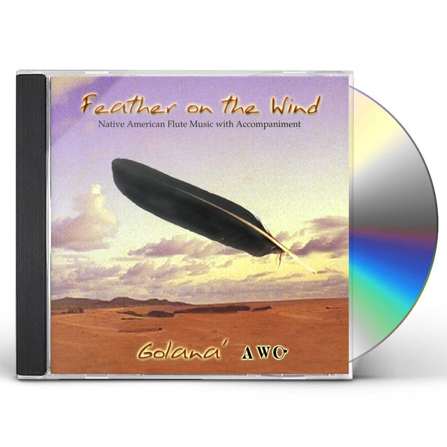 Golana FEATHER ON THE WIND CD