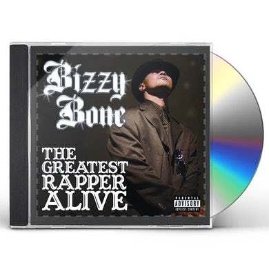 Bizzy Bone GREATEST RAPPER ALIVE CD