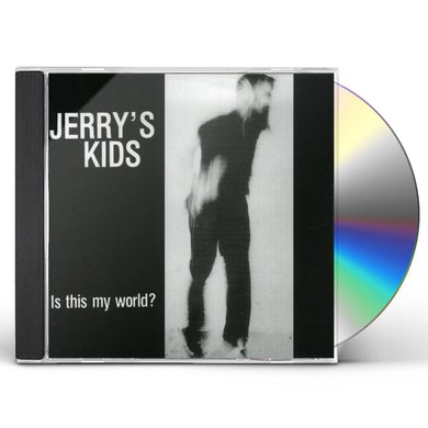 Jerry'S Kids IS THIS MY WORLD CD