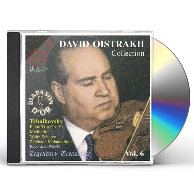 David Oistrakh COLLECTION 6 CD