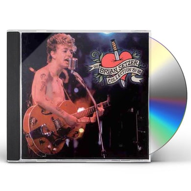 BRIAN SETZER COLLECTION 81-88 CD
