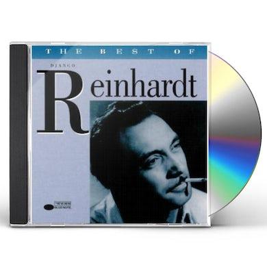 Django Reinhardt BEST OF CD