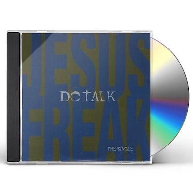 dc Talk JESUS FREAK & I WISH WE'D ALL BEEN ALREADY (LIVE) CD
