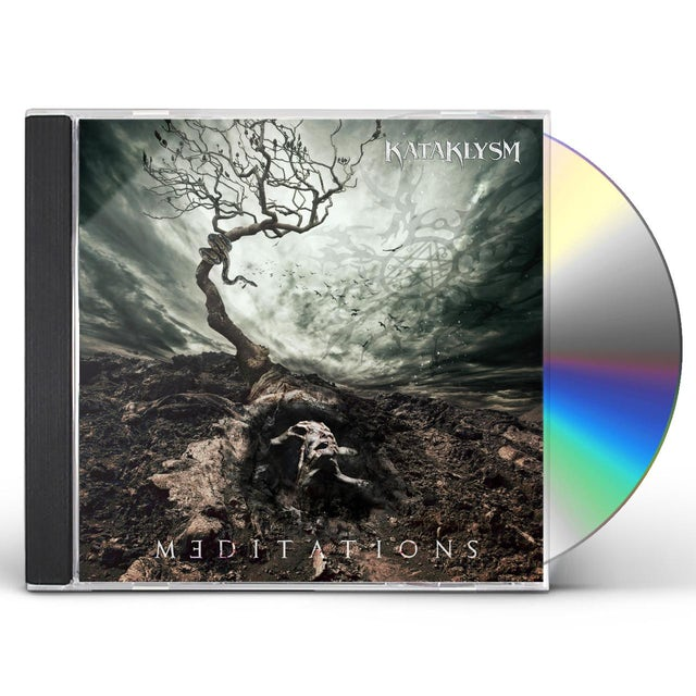 Kataklysm MEDITATIONS CD