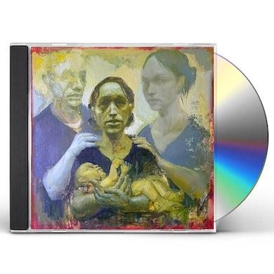 Pallbearer Forgotten Days CD