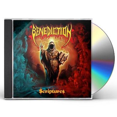 Benediction SCRIPTURES CD
