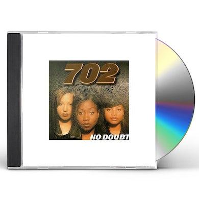 702 NO DOUBT CD