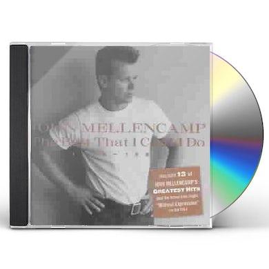 John Mellencamp BEST THAT I COULD DO: 1976-1988 CD