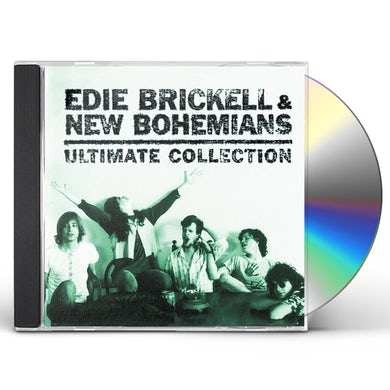 Edie Brickell & New Bohemians ULTIMATE COLLECTION CD