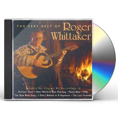 WORLD OF ROGER WHITTAKER CD
