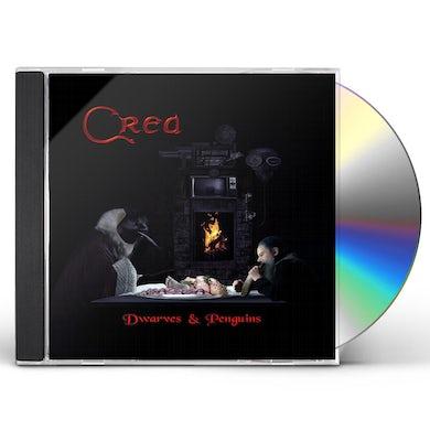 Crea DWARVES & PENGUINS CD