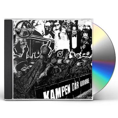KAMPEN GAR VIDARE CD