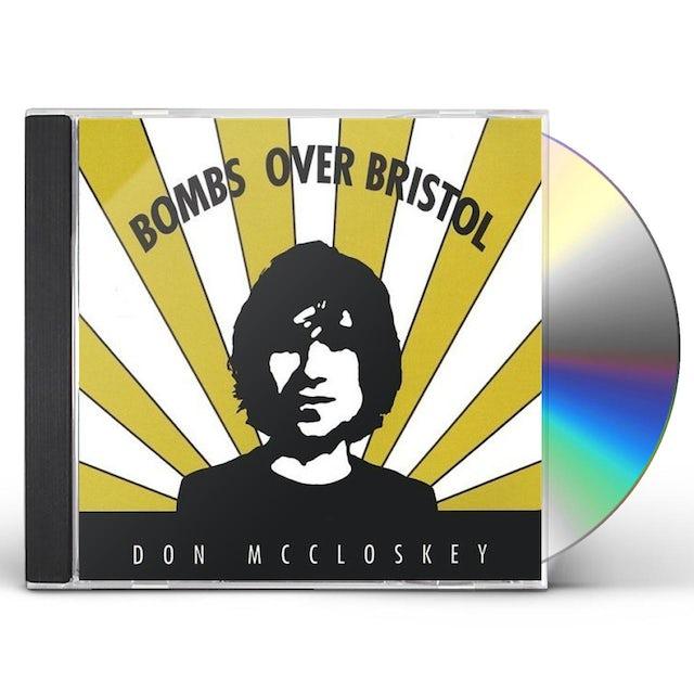 Don McCloskey BOMBS OVER BRISTOL CD