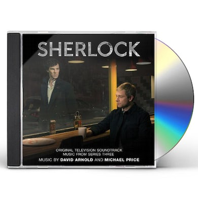 David Arnold / Michael Price SHERLOCK: MUSIC FROM SERIES 3 CD