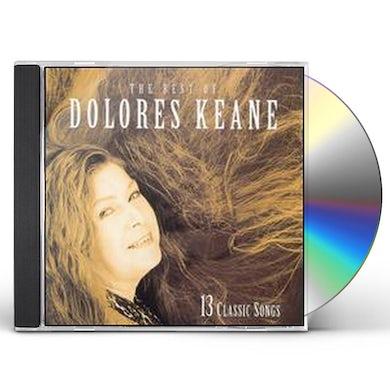 BEST OF DOLORES KEANE CD