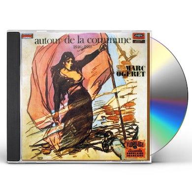 Marc Ogeret AUTOUR DE LA COMMUNE CD