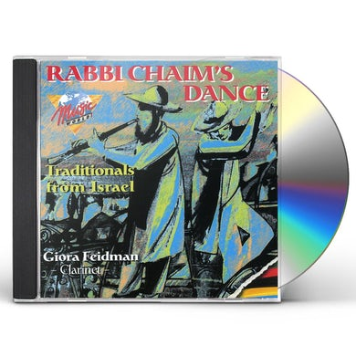 Giora Feidman RABB CHAIM'S DANCE CD
